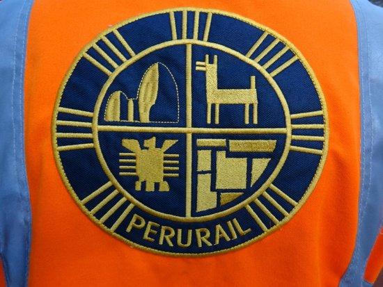 PeruRail - Vistadome: PERU RAIL