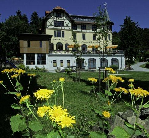 Altes Kurhaus Lueckendorf: Außenansicht
