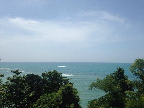 Aquamarine Resort & Villa: View from our villa
