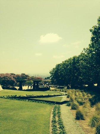 Centro Getty: Gardens