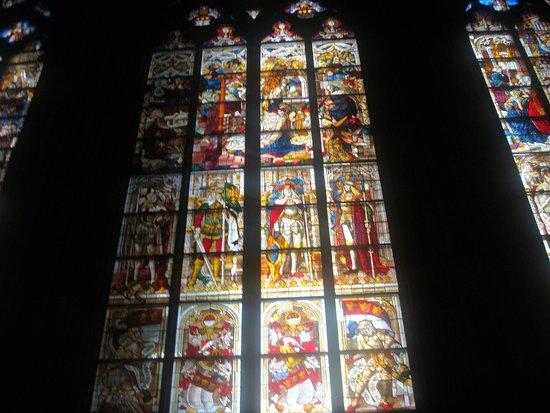 Cathédrale de Cologne : Внутри Кёльнского Собора
