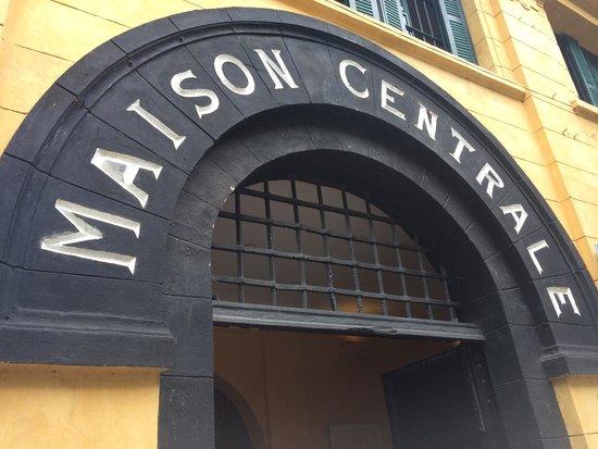 Hoa Lo Prison: The Entrance