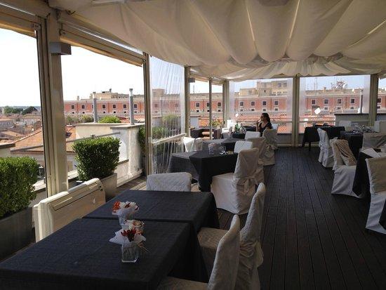 La Griffe Roma - MGallery By Sofitel: restaurant