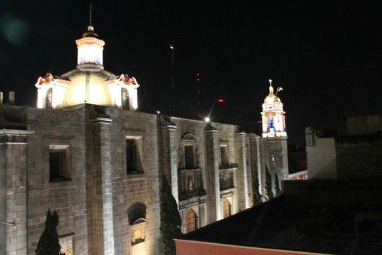 Posada Guadalupe Hotel: Vista