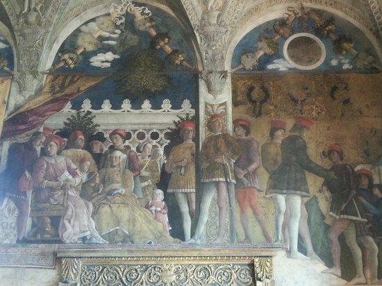 sala degli sposi foto di palazzo ducale mantova mantova