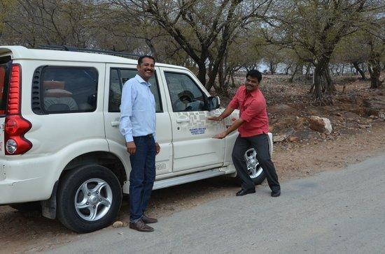 Rajasthan Four Wheel Drive Pvt. Ltd.: Guide et chauffeur pour un voyage de qualité