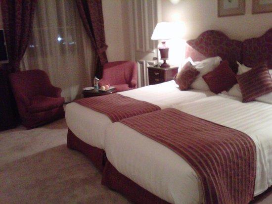 Sofitel Winter Palace Luxor: First Night