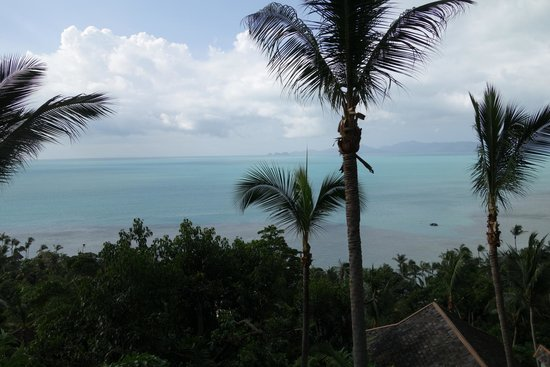 Four Seasons Resort Koh Samui Thailand : Blue sky