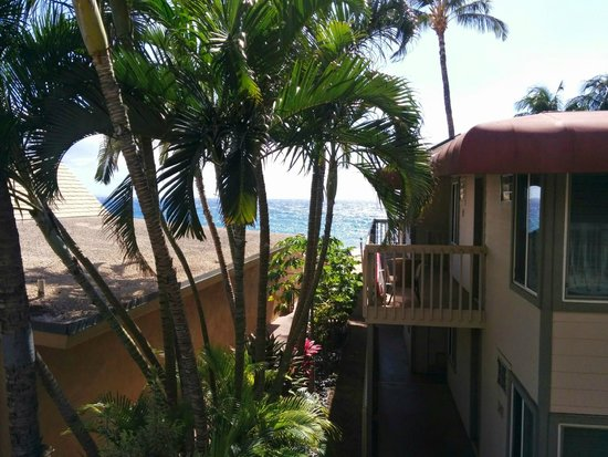 Days Inn Maui Oceanfront: View from 210