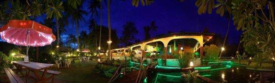 The Hacienda Bar & Grill