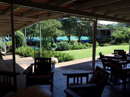 Aberfoyle Lodge : Verandah