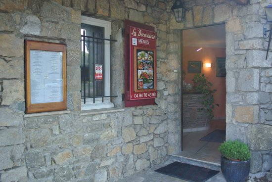 Restaurant La Bécassière : Entrée