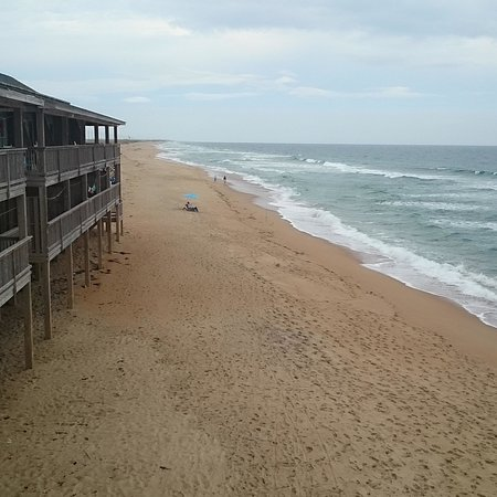 Cape Hatteras Motel: How much nearer the beach can you get?!