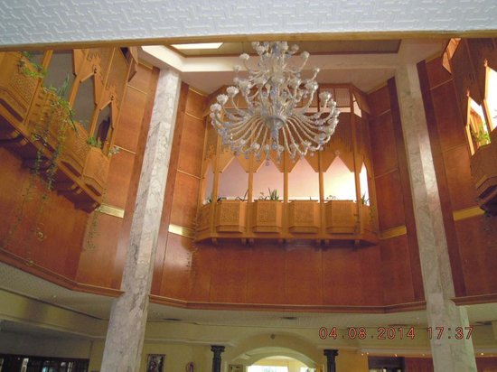 El Mouradi Palace : Hall