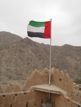 Al Hayl Castle: The fort