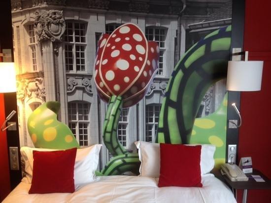 Mercure Lille Centre Grand Place : super deco