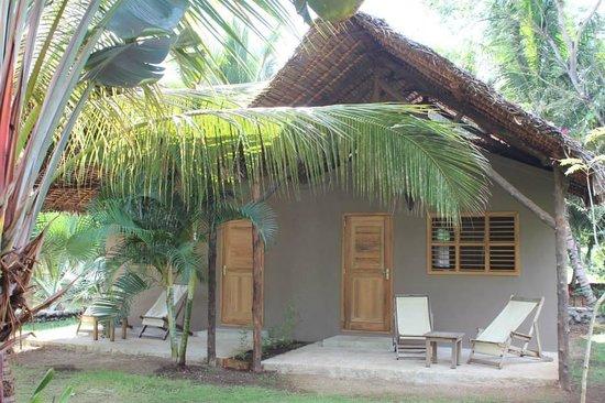 Nosy Lodge : Bungalow familial