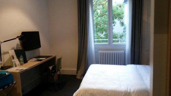 Hotel Mon-Repos : Ruhiges Einzelzimmer