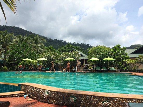Koh Phangan Dreamland Resort : Swimming pool