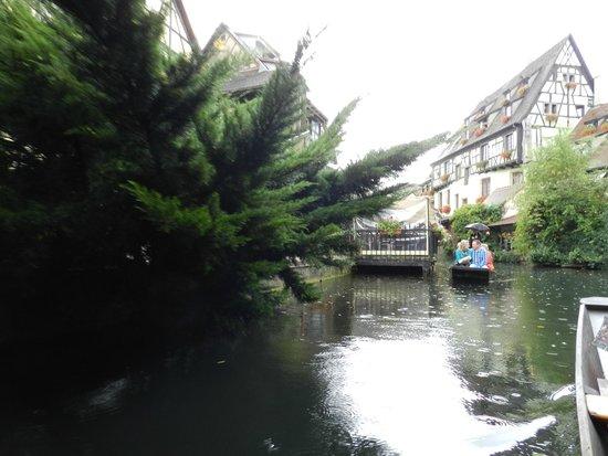 Petite Venise : ... и дождь не помеха.