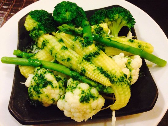 Absolute Sanctuary: Broccoli and veg