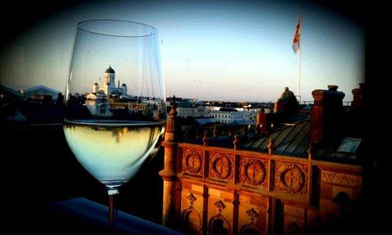 Ravintola Savoy : панорама...