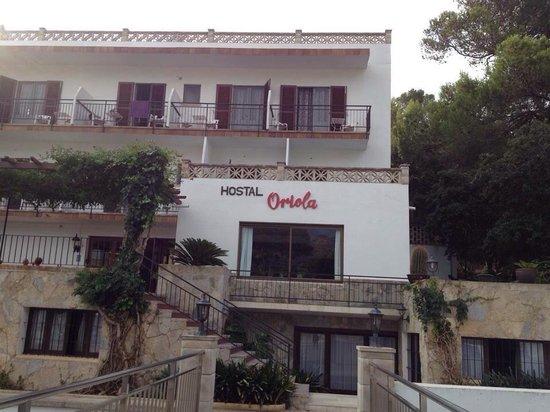 Hostal Oriola: Hôtel Oriola