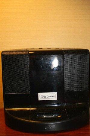 Monte Carlo Resort & Casino : Cargador iPod-Habitación nº 30-205
