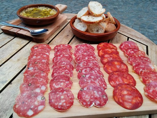 The Hairy Pig Deli: Charcuterie Platter