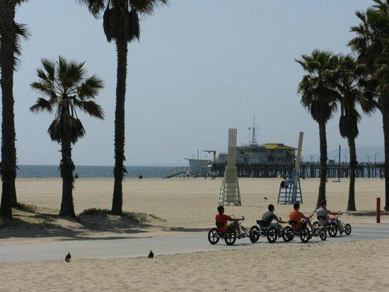 Ocean Lodge Hotel : Пляж недалеко от отеля
