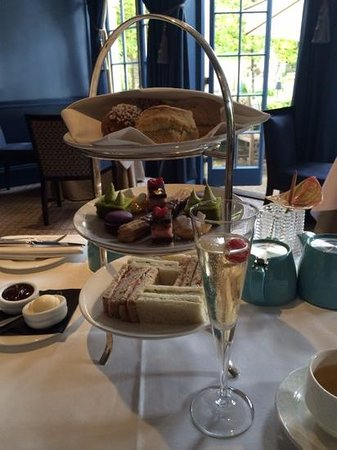 The Royal Crescent Hotel & Spa: afternoon tea