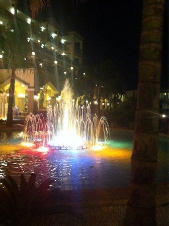 Lindos Princess Beach Hotel: La fontana