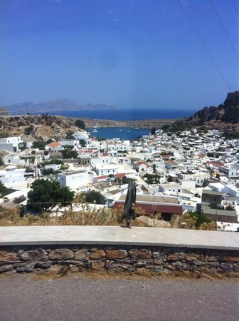 Lindos Princess Beach Hotel: Splendida