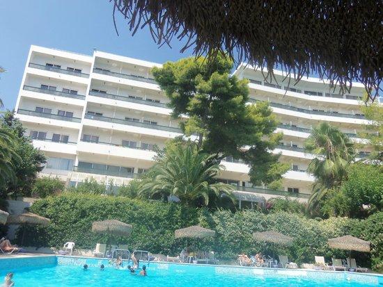 Hotel King Saron : Vue de l'hotel