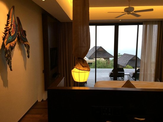 Vana Belle, A Luxury Collection Resort, Koh Samui: cozy, comfortable, large, simply fantastic!