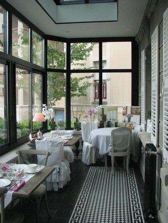 O Mylle Douceurs : Décoration salle à manger
