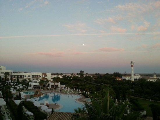 Hotel Fuerte el Rompido: Desde la terraza
