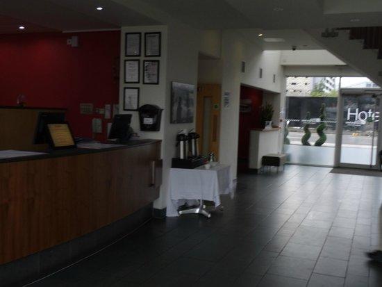 Hilton Garden Inn Glasgow City Centre: Entrance