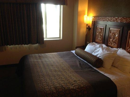 Kalahari Resorts & Conventions: room