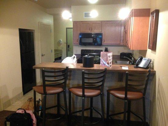 Kalahari Resorts & Conventions: kitchen