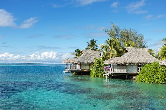InterContinental Moorea Resort & Spa: Overwater Bungalows
