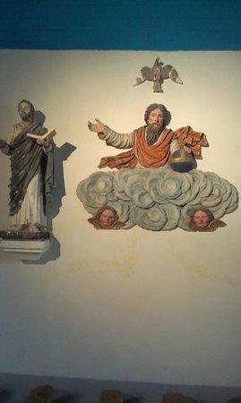 Chambres d'hotes Talvern : Chapelle de St Cado 12ème siècle
