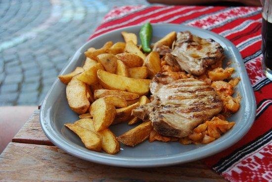 Casa Saseasca : yummy