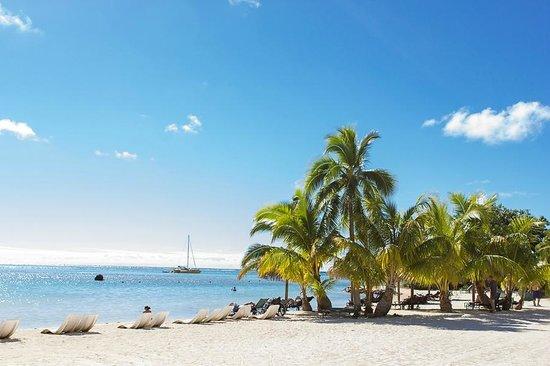 InterContinental Resort & Spa Moorea : Beach
