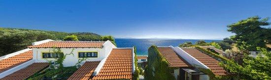 Panormos, Hellas: Sea View Room