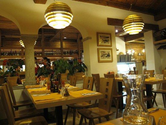 Hotel Sonne: Restaurant