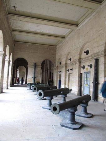 Musée de l'Armée : Interior