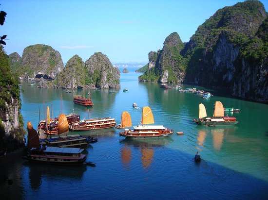 Hanoi Rendezvous Hotel: Ha Long Bay