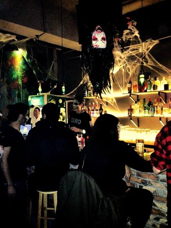 Halloween Party! - Picture of Indie Bar and Restaurant, Tianjin ...