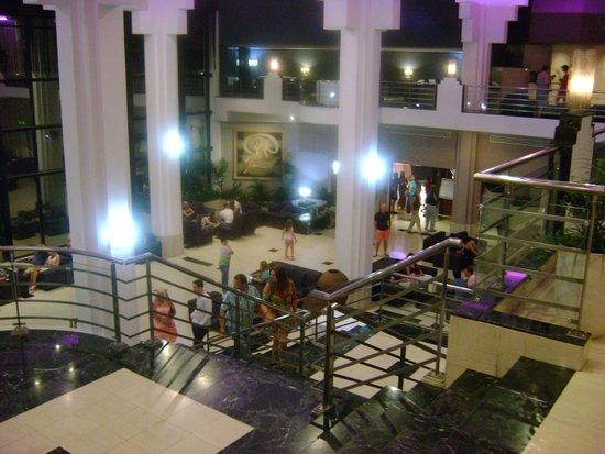 Hotel St. George: Lobby